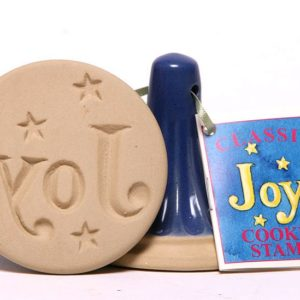 Joy Cookie Stamp Big