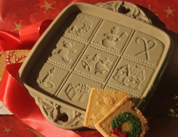 Yuletide Shortbread Pan