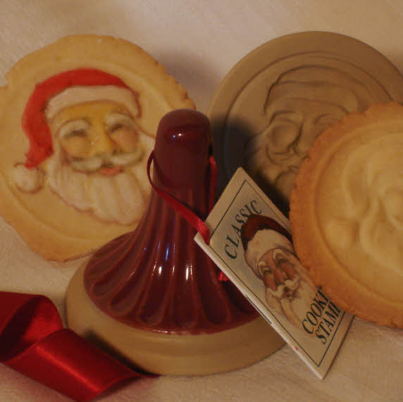 New For 2011 – Christmas Cookie Stamps
