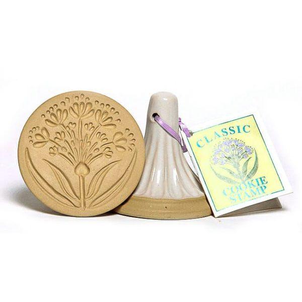 Allium Cookie Stamp