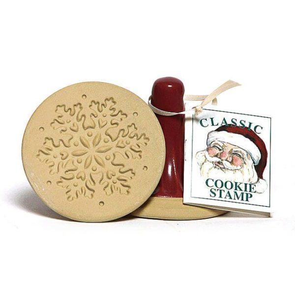 Snowflake Cookie Stamp